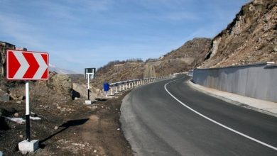 Photo of Վանաձոր-Ալավերդի-Բագրատաշեն ավտոճանապարհը բեռնատարների համար փակ է