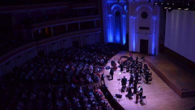 Photo of Ինքնատիպ ինստալացիա և իտալական երաժշտություն՝ Կամերային նվագախմբի նոր համերգաշրջանի անդրանիկ համերգին