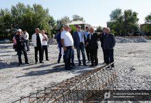 Photo of Открытие Гюмрийской автотаможни  запланировано на 11 октября. КГД
