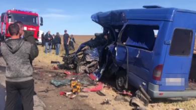 Photo of ДТП с маршруткой в Одесской области, погибли 9 человек