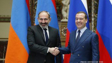 Photo of Никол Пашинян поздравил Дмитрия Медведева