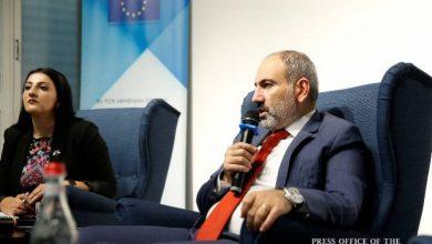Photo of Никол Пашинян: Наше правительство привержено демократическим ценностям