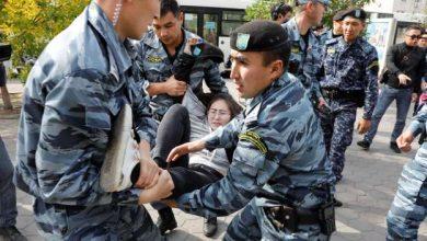 Photo of Ուժայինների կոշտ գործողություններ Ղազախստանում. կան տասնյակ բերման ենթարկվածներ