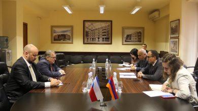 Photo of Հայաստանն ու Չեխիան կարող են համագործակցել պատվաստումների, ՄԻԱՎ-ի դեմ պայքարի և այլ փորձով