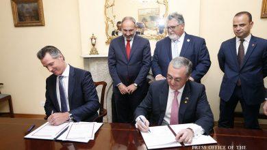 Photo of Նյու Յորքում Հայաստանի Հանրապետության և Կալիֆորնիայի նահանգի միջև ստորագրվել է Շրջանակային համաձայնագիր համագործակցության վերաբերյալ