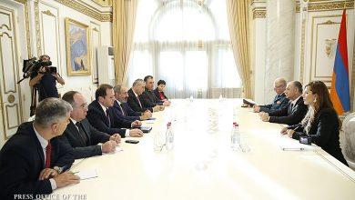 Photo of Премьер-министр принял министра национальной обороны Ливана
