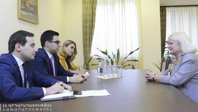 Photo of Դեսպան Ֆարնուորթը վստահեցրել է, որ Հայաստանից հեռանում է վառ հիշողություններով