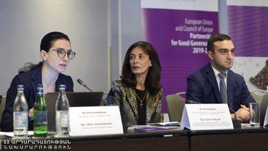 Photo of Մեկնարկել է Հայաստանի Հանրապետության դատաիրավական բարեփոխումների 2019-2023 թվականների ռազմավարության նախագծի հանրային քննարկումների շարքը