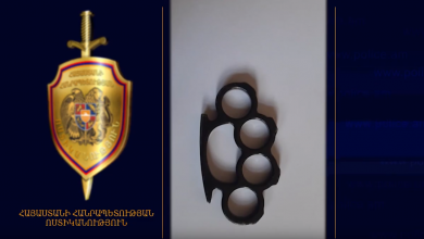 Photo of Գյումրու ոստիկաններն անչափահասի մոտ սառը զենք են հայտնաբերել