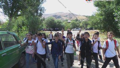 Photo of Լարված իրավիճակ Վայոց Ձորի մարզում. աշակերտներն ու ուսուցիչներն ի նշան բողոքի փորձել են Գետափ-Մարտունի ավտոճանապարհը փակել