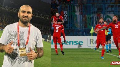 Photo of Հպարտանում եմ մեր տղաներով. Մովսիսյանը՝ Իտալիայի հետ խաղից հետո