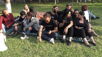 Photo of Ռոբերտ Քոչարյանի աջակիցները նստացույց սկսեցին Շենգավիթի դատարանի դիմաց