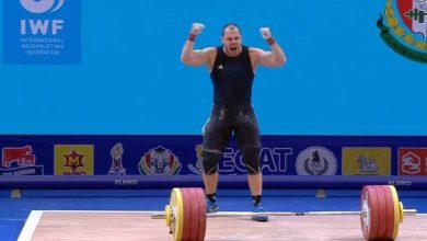 Photo of Акоп Мкртчян — чемпион мира