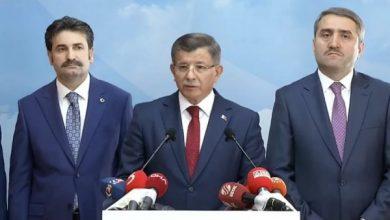 Photo of Экс-премьер Турции ушел из партии Эрдогана