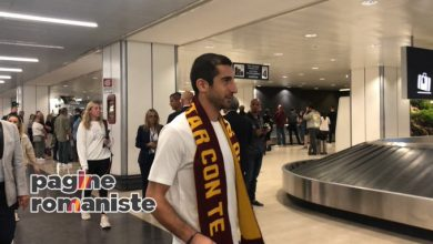 Photo of Мхитарян прибыл в Рим