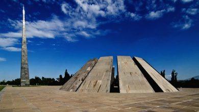 Photo of Ծիծեռնակաբերդի հուշահամալիրը տեղ է գտել ցեղասպանություններին նվիրված հուշարձանների քարտեզում