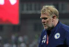 Photo of Բոսնիացիների գլխավոր մարզիչը հրաժարական է տվել Հայաստանի հավաքականին պարտվելուց հետո