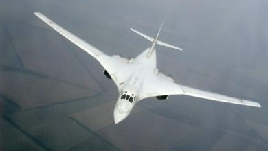 Photo of Два Ту-160 в ходе полета над Балтийским морем сопровождали истребители пяти стран