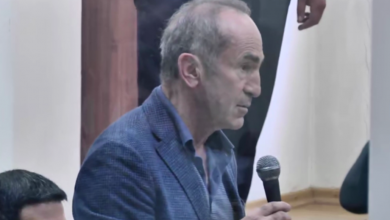 Photo of Ответ Роберта Кочаряна родственникам жертв «1 Марта»