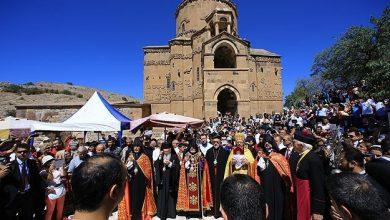 Photo of В армянской церкви на озере Ван провели литургию