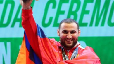 Photo of 2 чемпиона мира, рекорд и впечатляющие выступления. Блестящее выступление армянских штангистов  на чемпионате мира