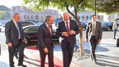 Photo of Բելառուսի քաղաքականությունը Հայաստանի նկատմամբ երբեք չի փոխվի, միշտ կմնանք եղբայրներ. Լուկաշենկո