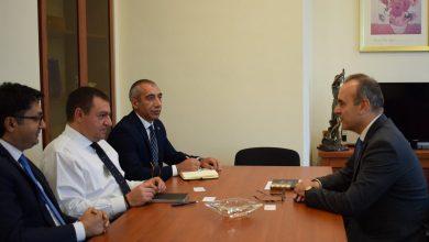 Photo of ՀՀ-ում Իտալիայի արտակարգ և լիազոր դեսպան Վինչենցո Դել Մոնակոն հյուրընկալվել է Բարձրագույն դատական խորհրդում