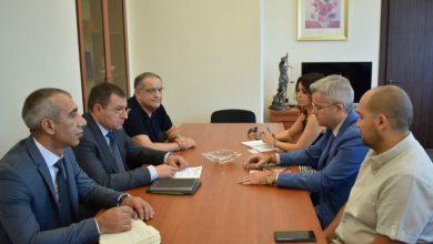 Photo of ԵՄ ներկայացուցիչները հանդիպել են Բարձրագույն դատական խորհրդի նախագահի եւ անդամների հետ