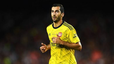 Photo of Արսենալը հաջողություն է մաղթել Մխիթարյանին