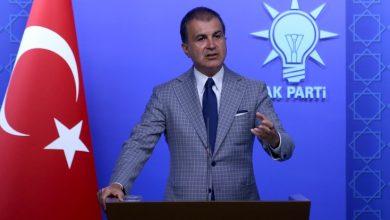 Photo of Թուրքիայի իշխող կուսակցության խոսնակը դատապարտել է Լիբանանի նախագահի գրառումը