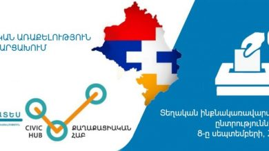 Photo of «Ականատես»-ը կդիտարկի Արցախի ՏԻՄ ընտրությունները
