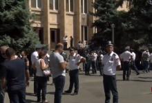 Photo of Ռոբերտ Քոչարյանի աջակիցների ակցիան ՍԴ-ի դիմաց