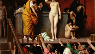 Photo of Рынок рабов в Древнем Риме