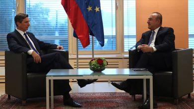 Photo of Չավուշօղլուն արձագանքել է Սլովենիայի նախագահի հայտարարությանը