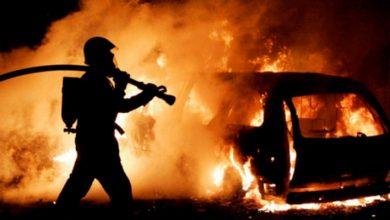 Photo of Հրդեհ Թբիլիսյան խճուղում. այրվել են ավտոմեքենաներ