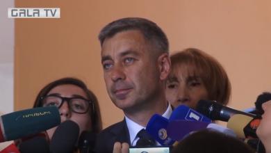 Photo of «Заявление Ванецяна было неожиданностью как для премьер-министра, так и для его команды», — пресс-секретарь премьер-министра Владимир Карапетян