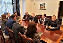 Photo of Начался  рабочий визит главы  МИД Арцаха Масиса Маиляна в США