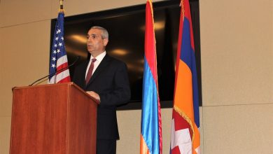 Photo of Министр иностранных дел Республики Арцах Масис Маилян выступил в Конгрессе США