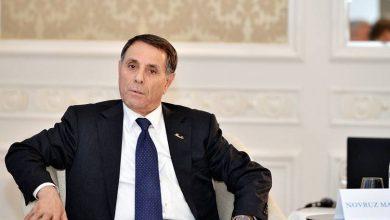 Photo of Ադրբեջանի վարչապետ Նովրուզ Մամեդովը հրաժարական է ներկայացրել. կառավարության ղեկավար է նշանակվել Ալիեւի օգնականը
