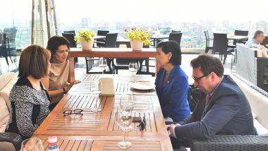 Photo of Анна Акопян встретилась с конгрессменами США Джеки Спир и Джуди Чу