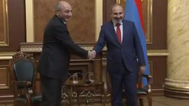 Photo of ՀՀ վարչապետի հանդիպումը Բակո Սահակյանի հետ