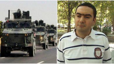 Photo of «Ծրագիրը տրված է, Թուրքիան պետք է օպերացիա իրականացնի Սիրիայի հյուսիսում, և դա բխում է Արևմուտքի շահերից». Մուշեղ Խուդավերդյան
