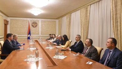 Photo of Բակո Սահակյանը հանդիպում է ունեցել ԱՄՆ կոնգրեսական, Կոնգրեսի հայկական հարցերով հանձնախմբի համանախագահ Ֆրենկ Փալոունի հետ
