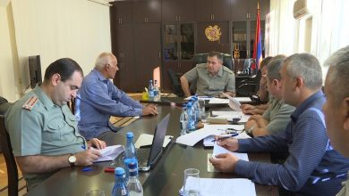 Photo of ՀՀ ԶՈՒ ԳՇ պետն ընդունել է տարբեր բնույթի հարցերով դիմած քաղաքացիներին