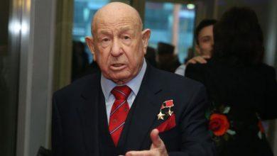 Photo of Армен Саркисян направил телеграмму соболезнования семье легендарного космонавта Алексея Леонова