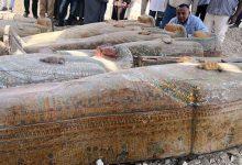 Photo of Археологи в Египте нашли более 20 саркофагов Нового царства