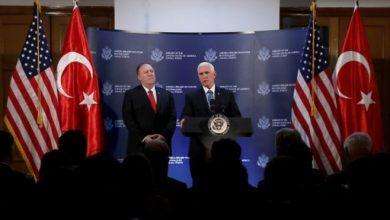 Photo of Թուրքիան դադարեցնում է ռազմական գործողությունը Սիրիայում