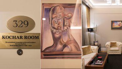 Photo of Комната Ерванда Кочара в «Гранд Отель в Ереване»
