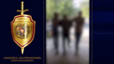 Photo of Ոստիկանները հայտնաբերել են բանկից 122․000․000 դրամ հափշտակած կառավարչին