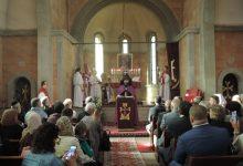 Photo of Ամենայն Հայոց Կաթողիկոսը Սուրբ Պատարագ է մատուցել Ժնևի Սուրբ Հակոբ հայկական եկեղեցում
